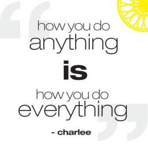 Charlee Quote