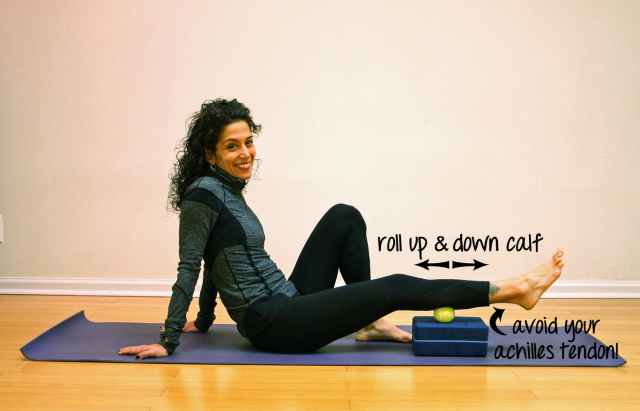 Mala Yoga recovery-runners_calf_with-text