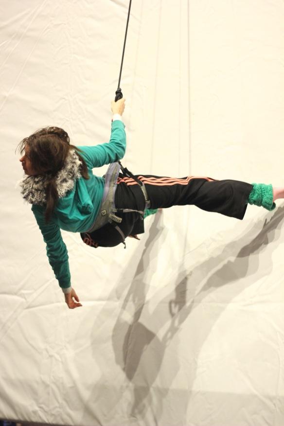 Grounded Aerial Karen Demo