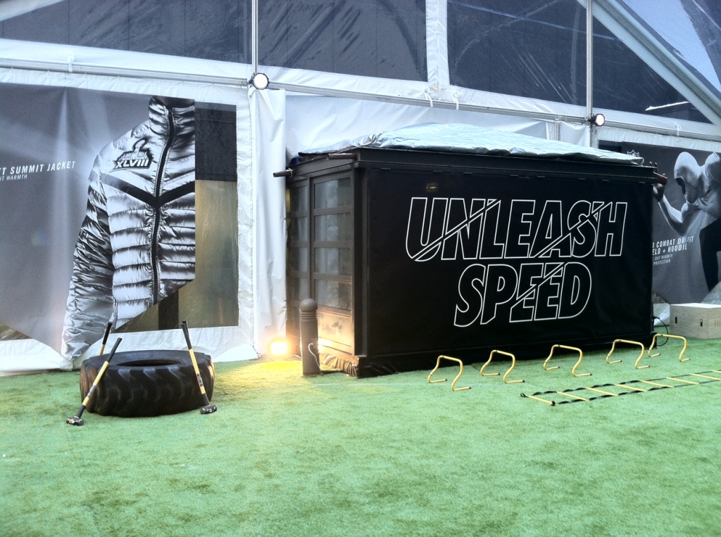 UnleashSpeed at NikeTown
