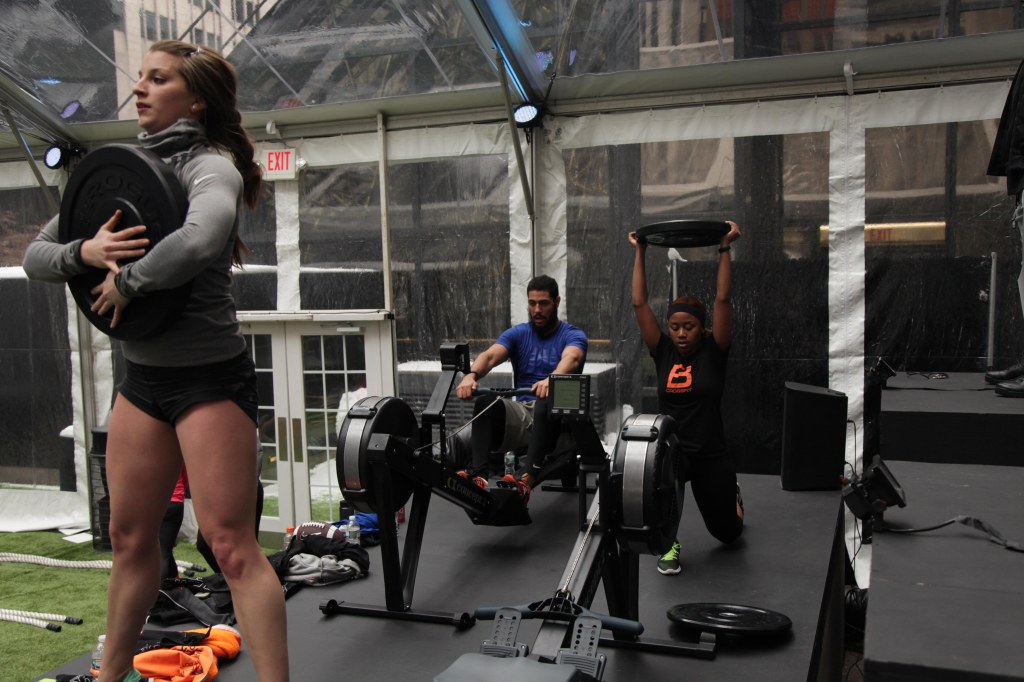 UnleashSpeed Rowing and Plates
