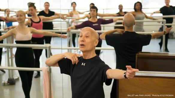 Ballet with FJ1-930