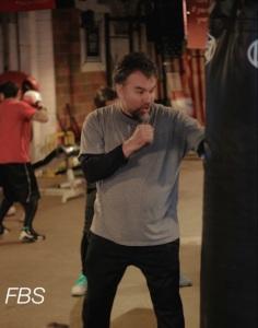 John Snow Trinity Boxing