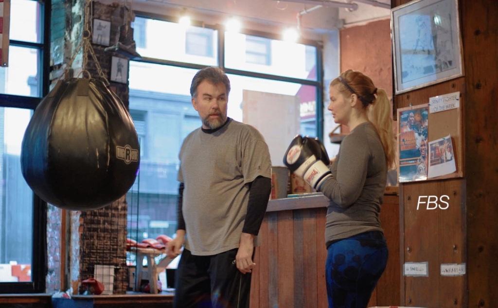 Medium Bag at Trinity Boxing