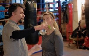 Water at Trinity Boxing