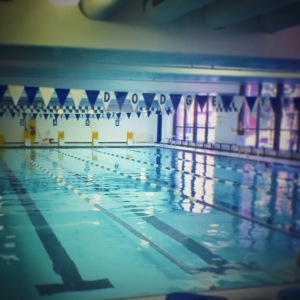 Dodge YMCA pool