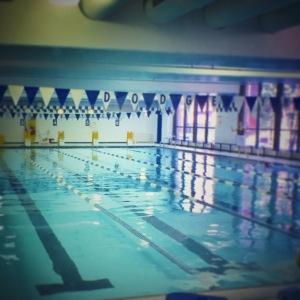 Dodge YMCA pool