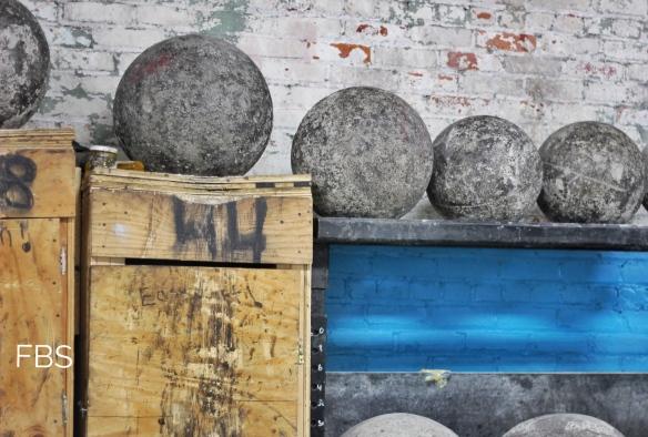 Strongman - FBS Atlas Stones